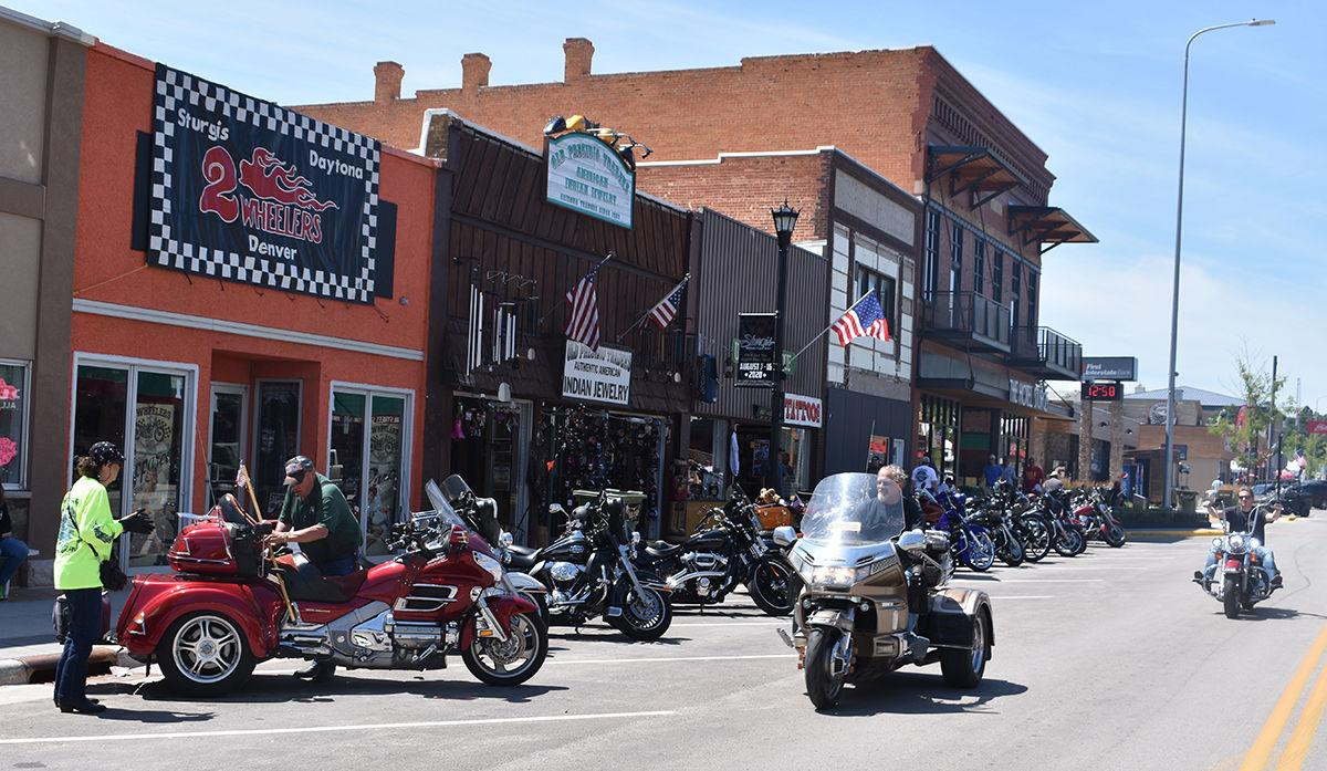 79th Sturgis Motorcycle Rally kicks off Friday