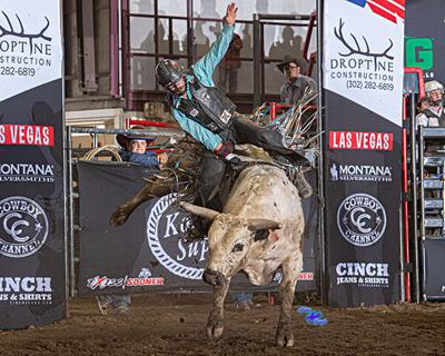 Badlands Rodeo crowns champs