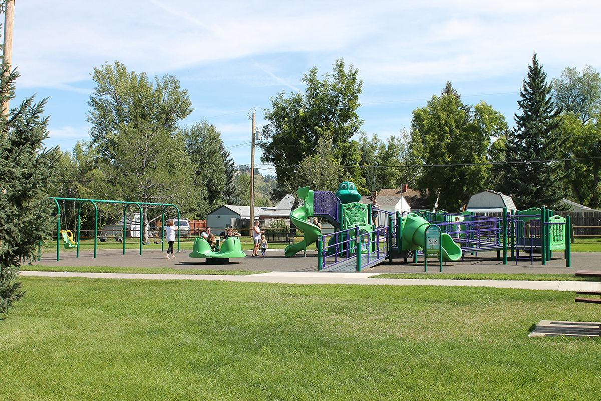 Sun shade structure to be installed at Salem Park in Spearfish