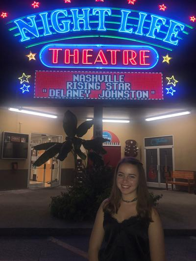 'Overwhelming sense of joy' sums up 16-year-old's Rising Star induction into SD Country Music Hall of Fame