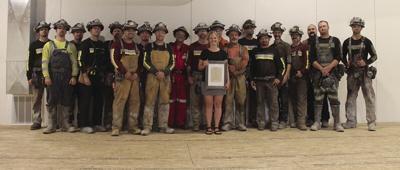Humble heroes honored