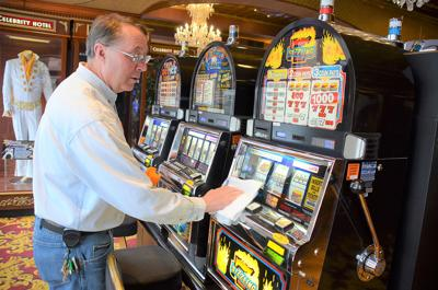 With Deadwood casinos closed, gaming takes 20% hit in March