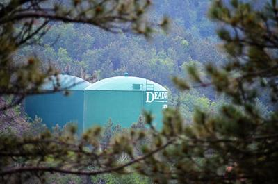 Deadwood contracts for water tank maintenance
