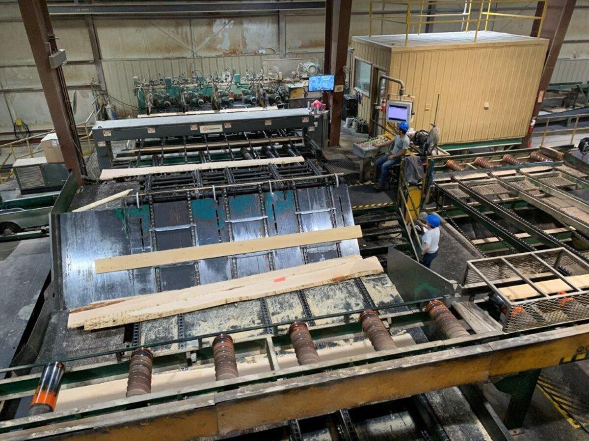 Hill City sawmill closure causes massive economic losses to region