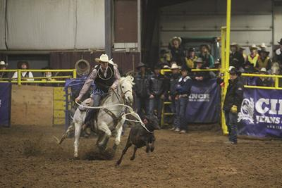 BHSU rodeo qualifies nine for CNFR