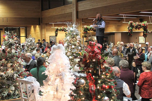 Sturgis Festival of Trees sets all-time record raising over $52,000