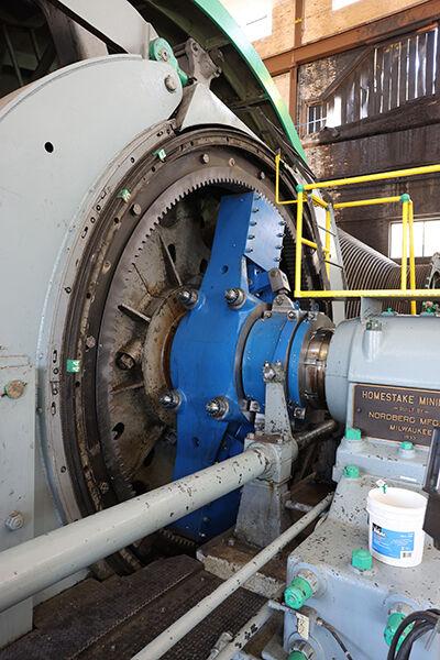 Crews complete major upgrade to Ross Hoists