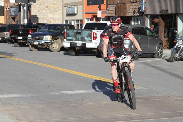 200 racers enter second week of Regional Health Mountain bike series
