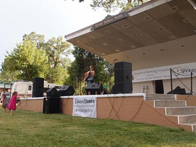 Nonprofit fundraising to replace 1960s-era band shell in Spearfish City Park