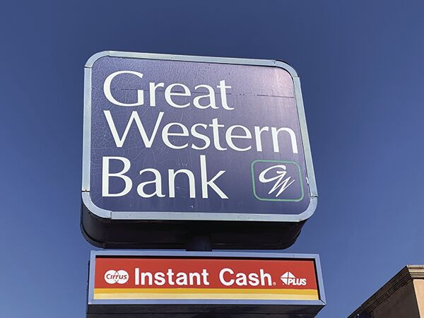 First Interstate Bank and Great Western Bank to join forces