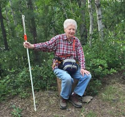 Marianne Nadine Charles Bieber, 89