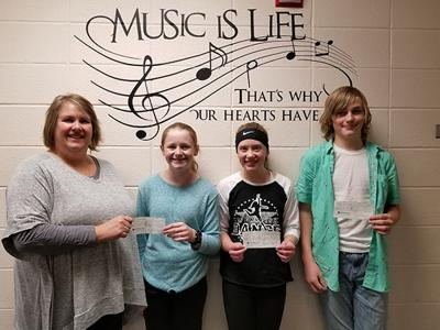 Local students selected for SD Middle School All State Orchestra