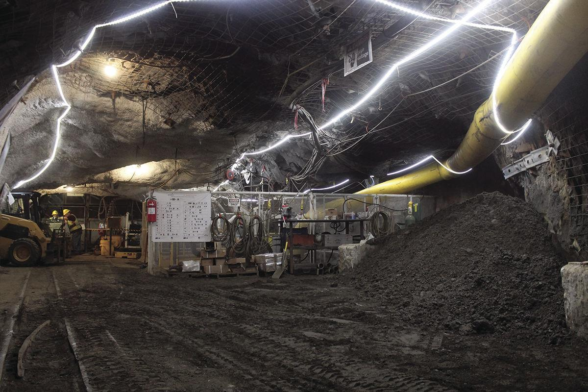 Sanford Lab preps for excavation above and below the surface