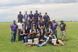 Bronc Bird Busters collect state titles