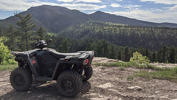 U.S. Forest Service off-road trail permits off the charts in the Black Hills
