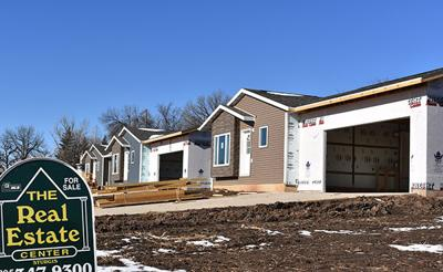 Sturgis hires real estate agent to sell Creekside Development homes