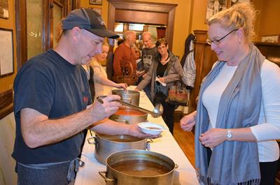 Empty Bowls brings in $3K to battle hunger in the Hills