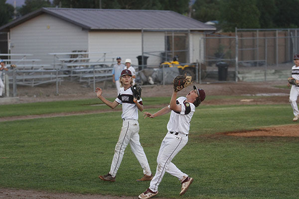 Sturgis downs Spearfish in Legion baseball action