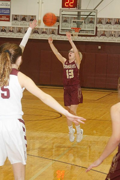 Golddigger girls hold off Spearfish