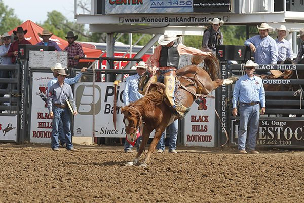 SD High School Rodeo Finals include area champ