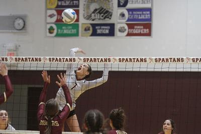 Rogers picked for BH Juniors volleyball team