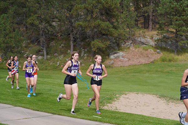 Area runners compete in Eldon Knudson Invitational cross country meet