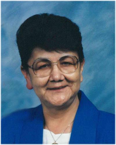 Sally Elizabeth Mehia, 77