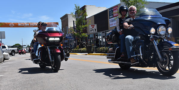 Welcome to the 79th Sturgis Motorcycle Rally!