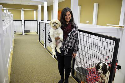 Marta's DEADWOOD doghouse to open soon