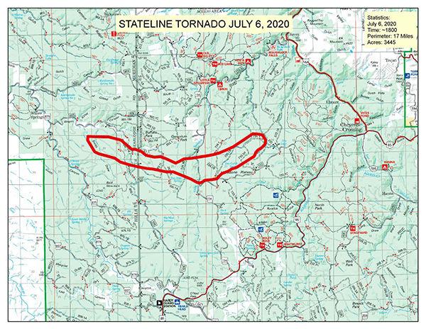 Weather service: Monday tornado an EF2