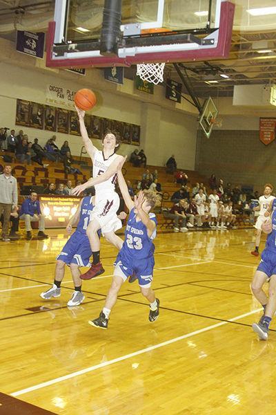 Digger boys' basketball team endured up-and-down season