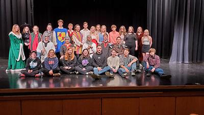 BFHS to present fall play with a little pandemic flare this weekend