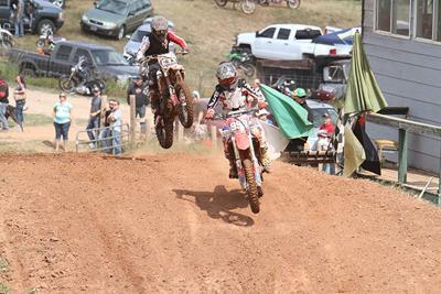 Motocross opens Rally racing slate