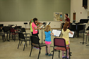 Learning the language of music together