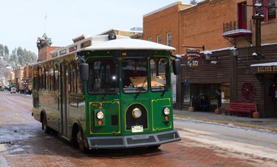 $39K trolley tracking system headed for Deadwood
