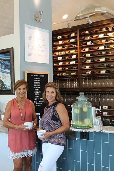 Creekside Bean and Vine offers coffee, wine, and more in Spearfish