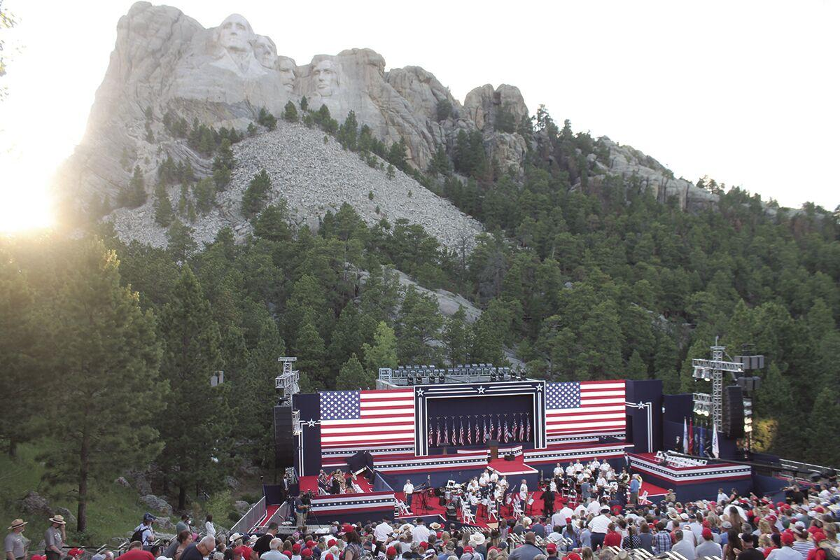 State reports major success from Mount Rushmore fireworks event