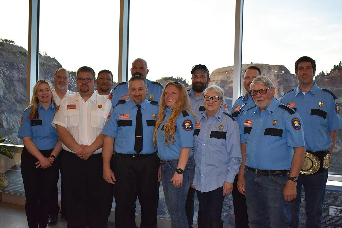 Lead Fire Department honors volunteers, celebrates service