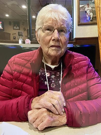 Lucille Cudmore, 91