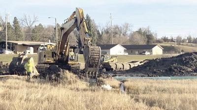 Why are construction projects taking so long in Belle Fourche?