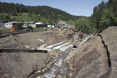 Central City getting an updated culvert