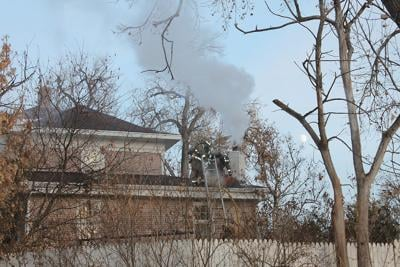 Belle Fourche house fire originated in chimney
