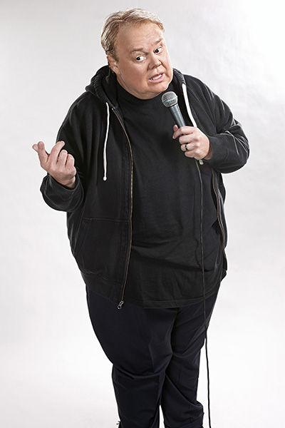 Louie Anderson brings the funny to DMG