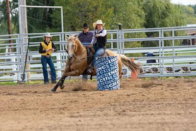 BHSU's rodeo team wraps up fall season
