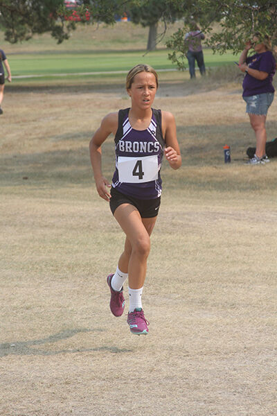 Area runners stay the course at XC meet in Belle Fourche