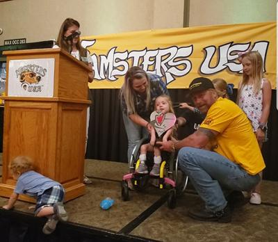 Hamsters USA raise $318,344 for kids at LifeScape
