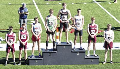 Spearfish, Sturgis end state AA meet Two Sturgis entries win