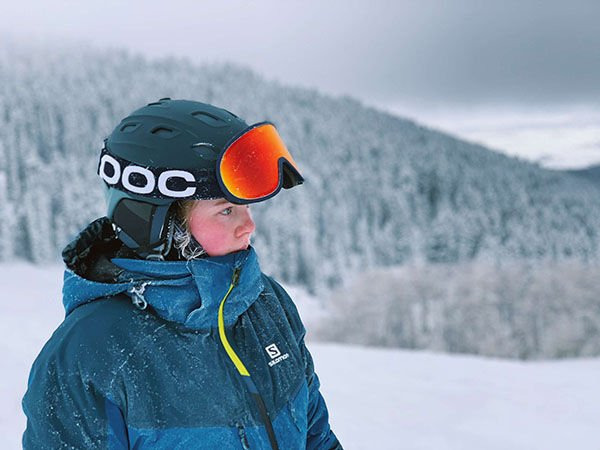 Former BH Ski Club member excelling on slopes