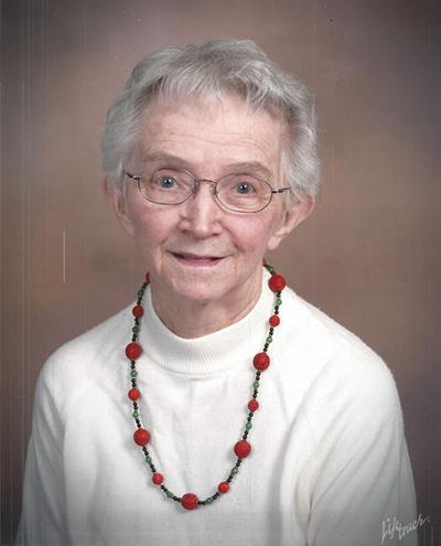 Joan Sisson, 93