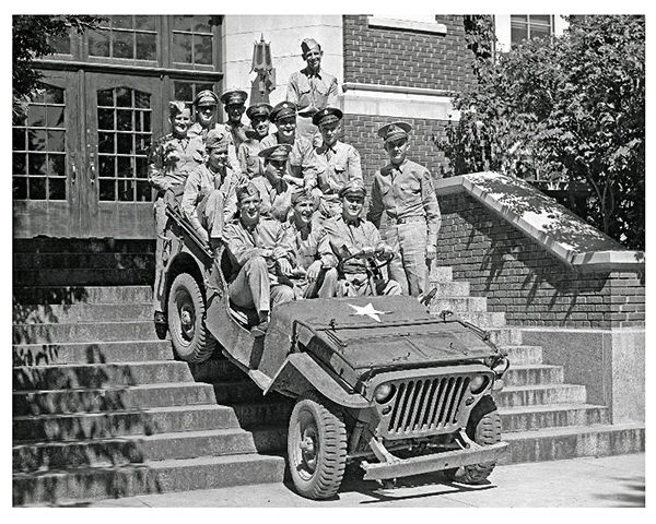 Remembering BH Teachers College's role in WWII aviation training